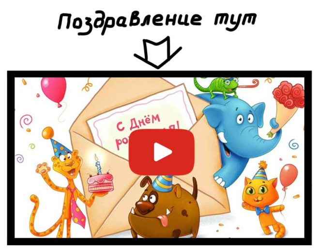 Оригинальное поздравление с днём рождения мужчине-3